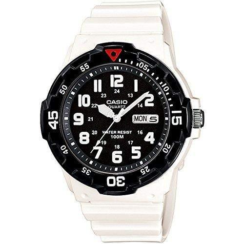 CASIO Herren-Armbanduhr Analog Quarz Resin MRW-200HC-7