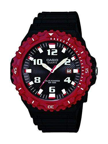 Casio Herren-Armbanduhr XL Collection Men Analog Quarz Resin MRW-S300H-4BVEF