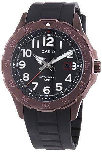 Casio Herren-Armbanduhr XL Casio Collection Analog Quarz MTD-1073-1A2VEF