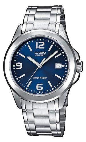 Casio Herren-Armbanduhr Analog mehrfarbig MTP-1259D-2AEF
