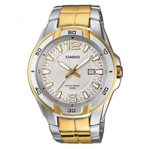 Casio Collection Herren-Armbanduhr Analog Quarz MTP-1305SG-7AVEF