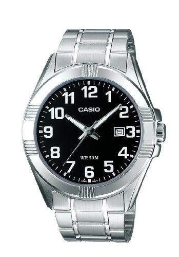 Casio Collection Herren-Armbanduhr Analog Quarz MTP-1308PD-1BVEF