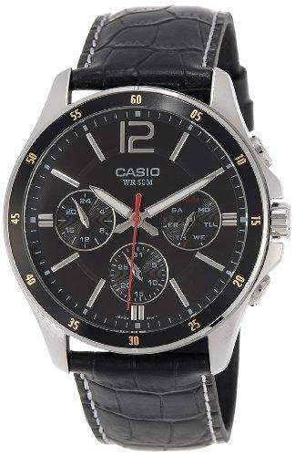 Herren-Armbanduhr CASIO MTP-1374L-1