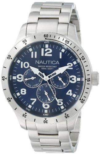 Nautica N14672G Herren Uhr