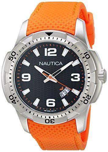 Nautica fuer Maenner -Armbanduhr Analog Quartz NAI12519G
