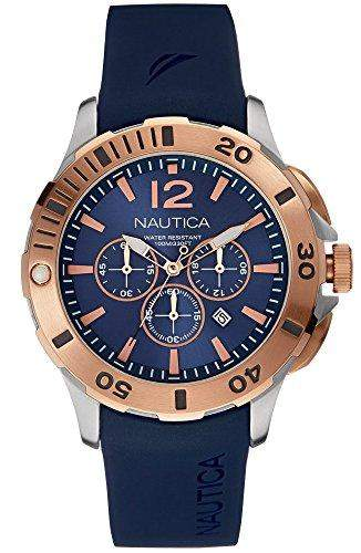Nautica Herren Uhren NAI19506G