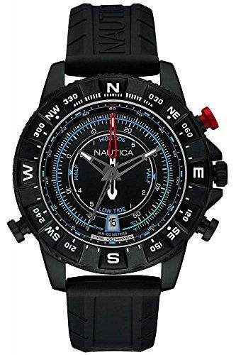 Nautica fuer Maenner -Armbanduhr Analog Quartz NAI21001G