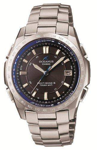 Casio Oceanus Classic Line Tough Solar Radio Mens Watch MVT Multiband6 OCW-T100TD-1AJF Japan Import