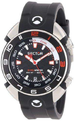 Sector Herren-Armbanduhr Shark Master R3251178225