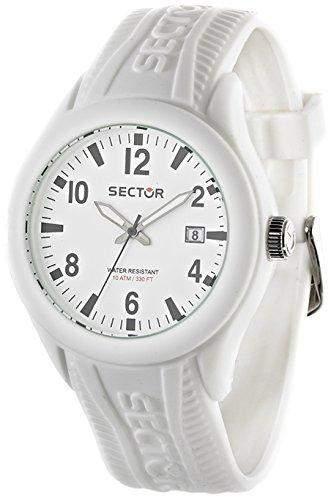 Sector Herren-Armbanduhr Analog Quarz Kautschuk R3251576009