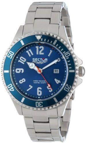 Sector 230 Herren-Uhren Quarz Analog R3253161035