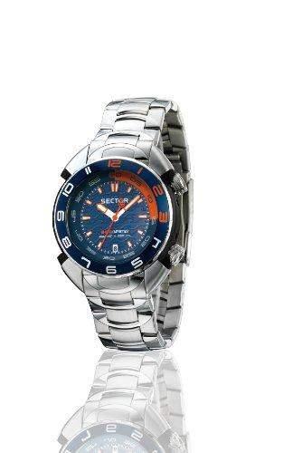 Sector Herren-Armbanduhr Shark Master R3253178035