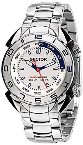 Sector Herren-Armbanduhr Shark Master R3253178045