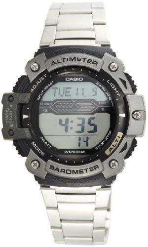 CASIO Collection SGW-300HD-1A Outdoor Uhr Herrenuhr Altimeter Barometer
