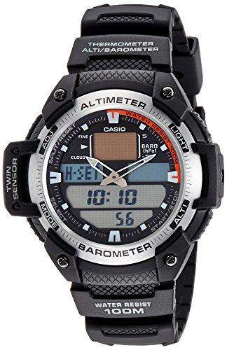 SGW-400H-1BV - WATCH MEN- BATTERY- BLACK