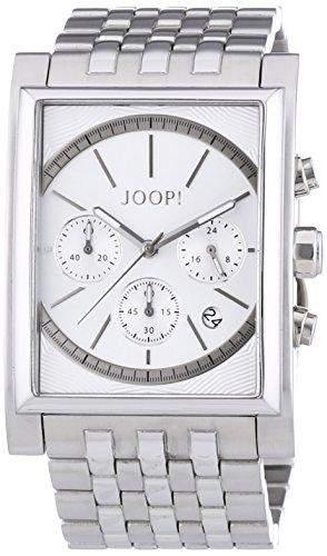 Joop! Herren-Armbanduhr Analog Quarz Edelstahl JP101381F05
