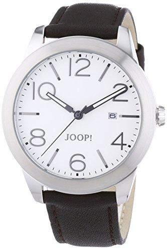 Joop Herren-Armbanduhr XL Analog Quarz Leder JP101371F02