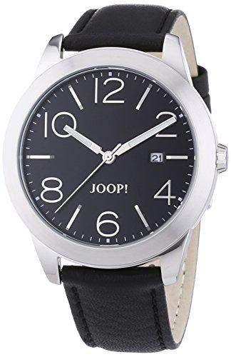 Joop Herren-Armbanduhr XL Analog Quarz Leder JP101371F01