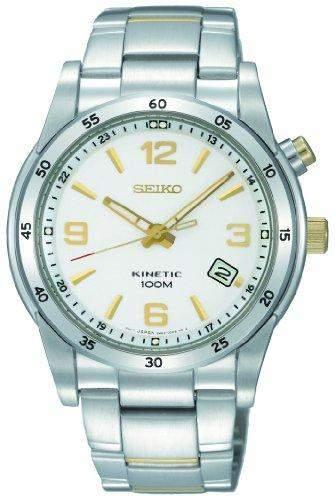 Seiko Herren-Armbanduhr Kinetic SKA503P1