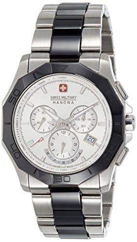 Swiss Military Hanowa Trophy Herrenuhr Chronograph 06-51880400107