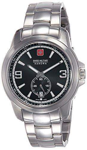 Swiss Military Hanowa Herren Uhr Armbanduhr 06-521604007