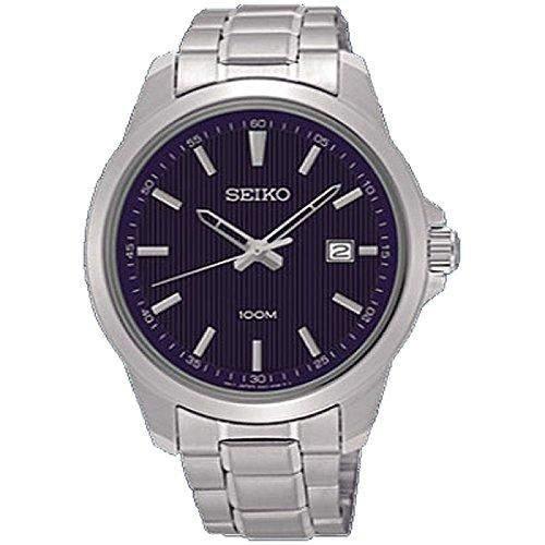 Uhr Seiko Neo Classic Sur153p1 Herren Blau