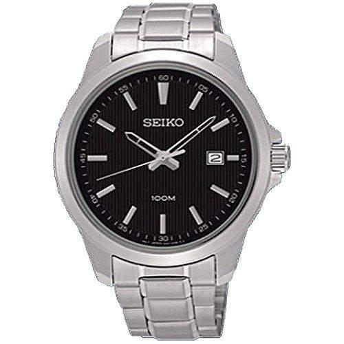 Uhr Seiko Neo Classic Sur155p1 Herren Schwarz