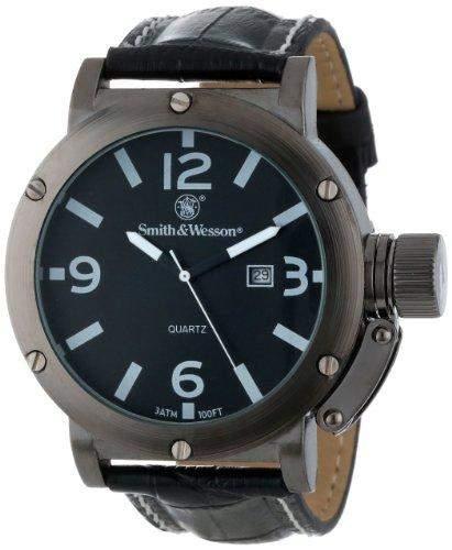 Smith & Wesson Armbanduhr LW 6081, Schwarz, One size, CCSWWLW6081