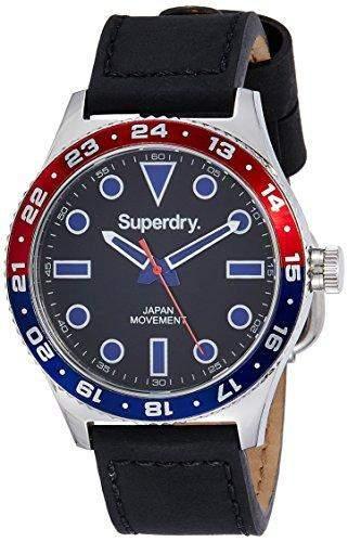 Superdry SYG143B Herrenarmbanduhr