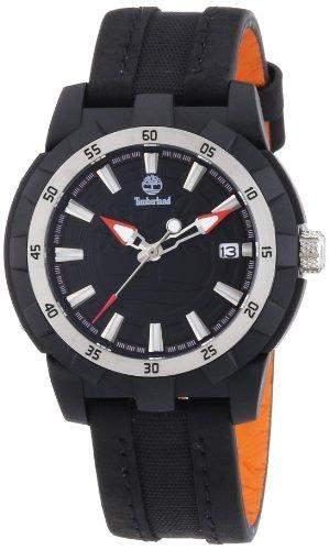 Timberland Herren-Armbanduhr Analog Quarz verschiedene Materialien TBL13323MPBS02