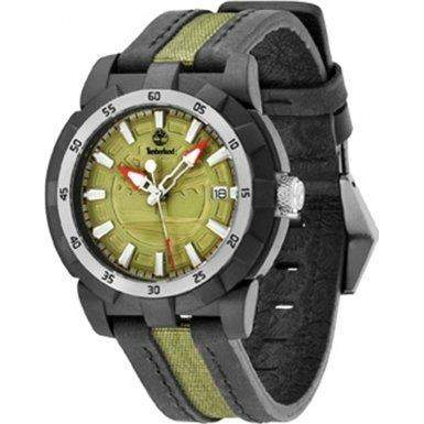 Timberland Herren-Armbanduhr Analog Quarz verschiedene Materialien TBL13323MPBS24