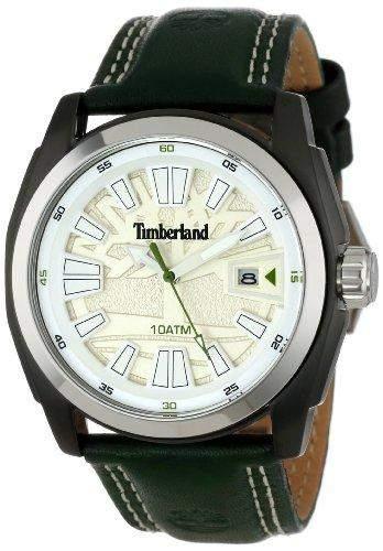 Timberland Heren TBL-13853JSBS-07A Dunster Analog 3 Hands Date Horloge