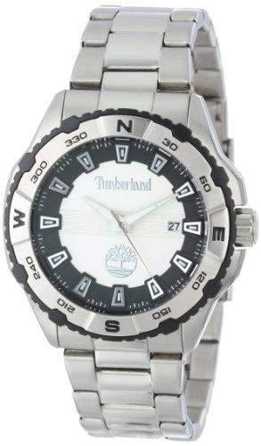 Timberland Herren TBL_13897JS_04M Shoreham Analog 3 Hands Date Armbanduhr
