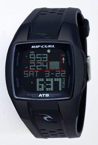 Rip Curl Herren-Armbanduhr XL Trestles Digital Plastik A1015 _4029