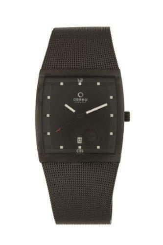 Obaku Harmony Herren-Armbanduhr V102G BBMB