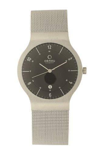 Obaku Harmony Herren-Armbanduhr V133G CBMC