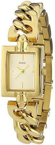 Guess Damen-Armbanduhr Analog Quarz Edelstahl W0437L2