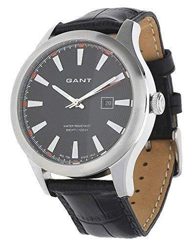 Gant Herren Armbanduhr Tully Schwarz W70114