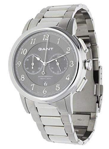 Gant Herren Armbanduhr Slayton Silber W70233