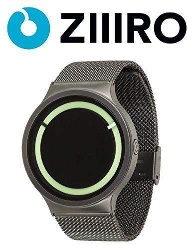 ZIIIRO Watch - Eclipse Metallic - GunmetalMint