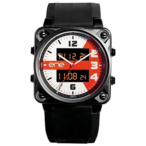 ene watch Modell 108 Driver AnaDigi Herrenuhr 655000111