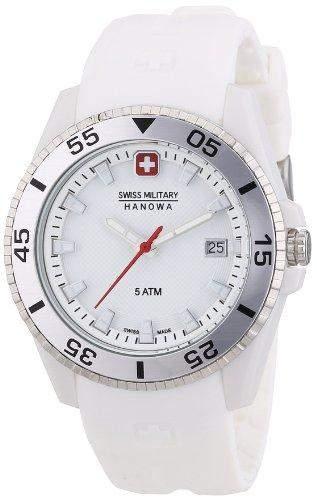 Swiss Military Hanowa Damen-Armbanduhr Analog Quarz Plastik 06-62002100101