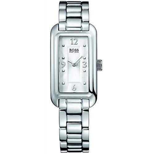 Hugo Boss Damen-Armbanduhr 1502129 Quarz Edelstahl