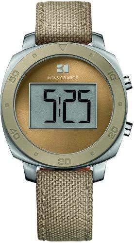 Hugo Boss Unisex-Armbanduhr Analog Quarz Plastik 1502292
