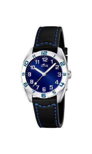 Lotus Damen-Armbanduhr XS Analog Quarz Leder 159422
