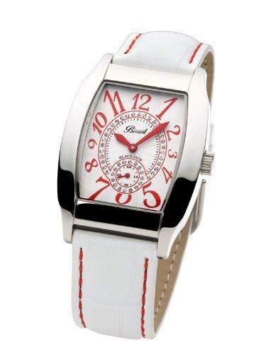 Bossart Watch Co Black Jack TS3108 Elegante Damenuhr Mit Kristallsteinen
