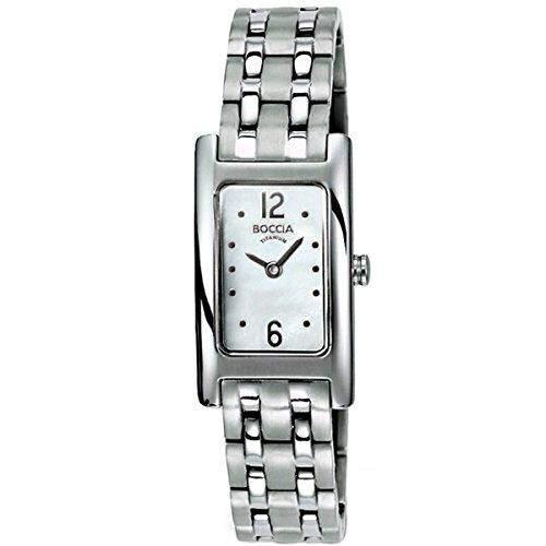 Boccia Damen-Armbanduhr Titan 3177-01