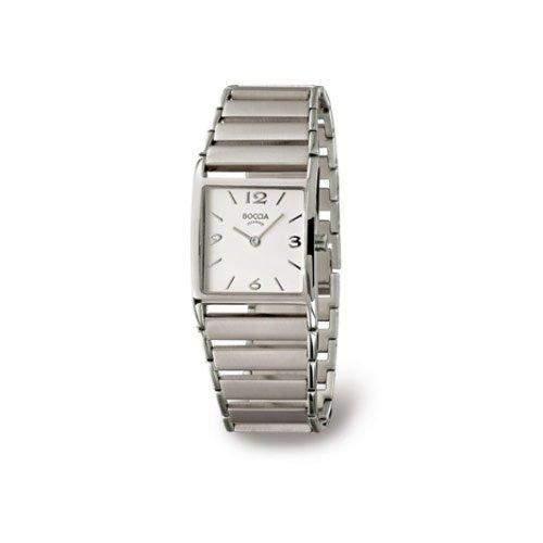 Boccia Damen-Armbanduhr Titan Style 3188-01