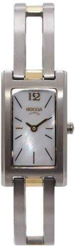 Boccia Damen-Armbanduhr Analog Titan 3194-02