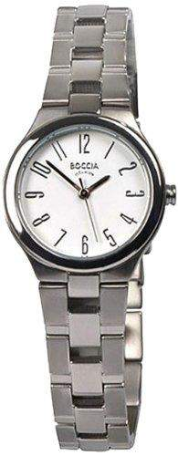 Boccia Damen-Armbanduhr XS Analog Titan 3205-01
